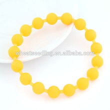 Hot sale bracelet sweet character fashion plastic bracelets cheap