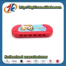 Beautiful Kids Musical Instrument Plastic Harmonica Toy