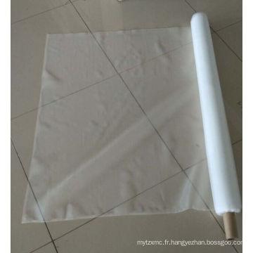 Bon tissu filtrant de nylon de polyamide de résistance d'abrasion