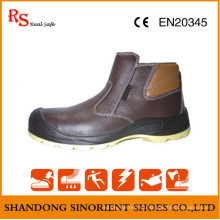 Made in China Work Boots Without Lace RS263