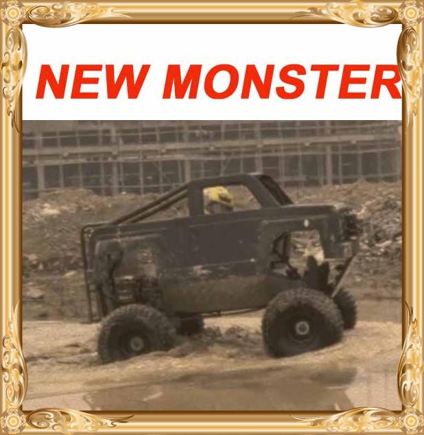 Bode 110CC Monster Karting