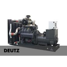 Généreuse d'énergie électrique de l'hôtel Silent Deutz