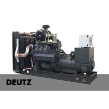 Hotel Silent Deutz Power Generator Genset