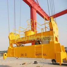 Гидравлический телескопический контейнерный разбрасыватель для тяжелых грузов