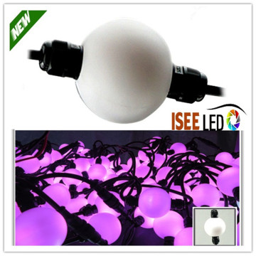 DMX RGB led 3D كرة سفليّ ماء