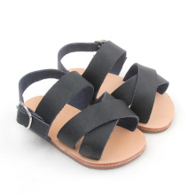 Fivela de Borracha Unisex Baby Sandals Summer