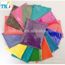 Nouveau pigment thermochromique / poudre de température pour cosmétique / plastique / encre, etc.