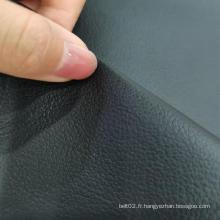 2020 Nouveau Style Little Litchi Grain PVC Leather