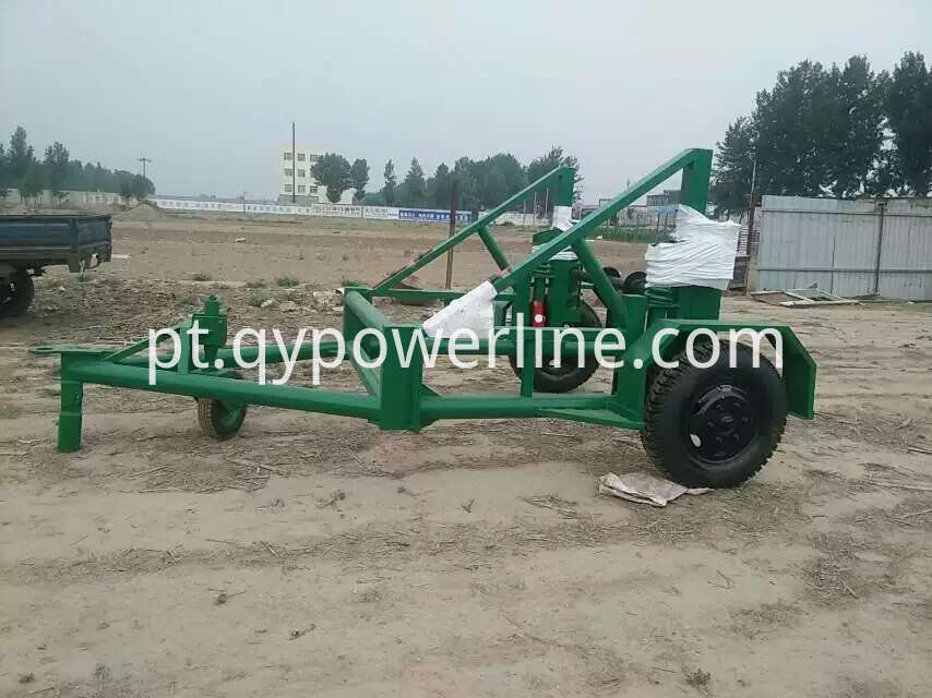 Cable Laying Equipment Cable Carrier