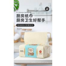 papel toalha de bambu