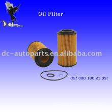 Inserção do Filtro de Cartucho 000 180 23 09 Para a Chrysler