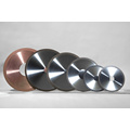 Diamond and CBN Grinding Wheels, Superabrasives