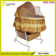 Cool-baby NOUVEAU Design Butterfly Couverture de moustiquaire Berceau à bascule portatif Grand panier de rangement Infant Bassinet Children Product