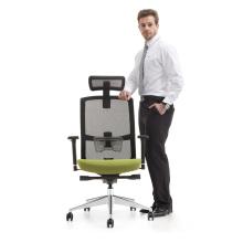 Chaise pivotante multifonctionnelle ergonomique de Tiltable pour l'usage de bureau