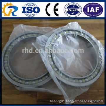 custom-made Angular Contact Ball Bearing Excavator bearing size 215x300x33/36mm