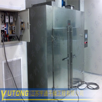 Hot Air Circulation Tunnel Drying Oven