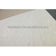 Chapa de madera de roble blanco de EV con precio barato