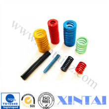 Qualitified Customd Heavy Load Large Coil Compression Spring