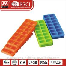 PP hielo cubo bandeja / por mayor plástico hielo cubito