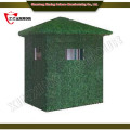 professional manufacturer supply security guard house / security house