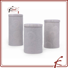 airtight ceramic canister sets with cover