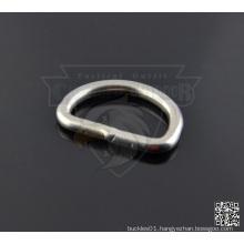 1 Inch Metal Heavyduty Welded D-Rings 4 mm