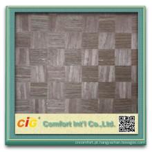 Natrual Material clássico desenhado papel de parede para sala de estar