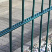 фехтование поставщиков сетки двойной проволоки сетка заборная, с ПВХ покрытием двойной провод 868 группа забор двойной стержень