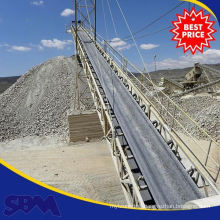 Quarry used rock conveyor belt price for sale