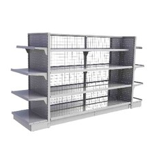 Supermarkt Eisen Display Rack