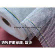 Malla de alambre de malla y fibra de vidrio de pantallas de fibra de vidrio ventana