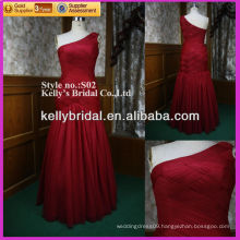 New style hot red fashion women evning dress 2013