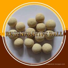 тепловой шар хранения,регенеративной мяч,носителя тепла шар