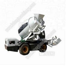 3.2m3 volumétrique mobile bétonnière camion