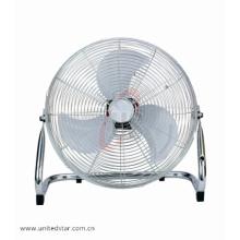 Vente en gros de bonne qualité de ventilateur de sol électrique industriel