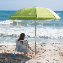 Sun Screen Windproof Beach Umbrella