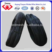 0.7mm-4.0mm alambre recocido suave para el alambre que liga de la construcción
