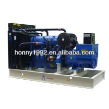 Generador de imanes permanentes 500kW alternador especial