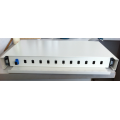 ODF 12 Port LC Fiber Patch Panel