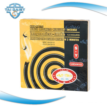 12 Hours Black Mosquito Coil Hot Sell in Africa
