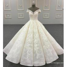 Ball Gown Luxury Wedding DressLatest Design WT272