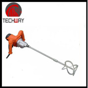 1010W W M14 X 2 Electric Hand Cement Mixer