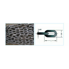steel anchor chain