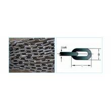 Corrente de ancoragem de aço