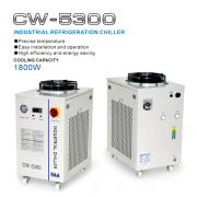 Industrial Chiller for 18kw Woodworking Machinery Spindle (CW-5300AI)