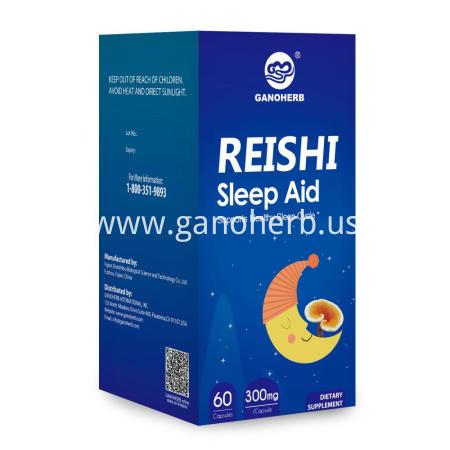 Sleep Aid with Reishi Mushroom