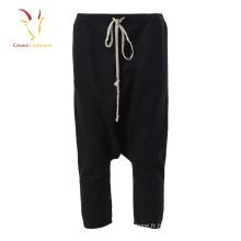 Personnalisé dernière conception marque 100% pantalons de survêtement en cachemire pour les hommes