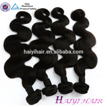 Large stock no tangle no shedding virgin remy wholesale raw brazilian hair wholesale