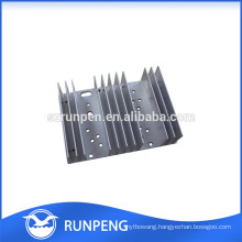 High Quality Customized Extrusion Aluminium Heat Sink Parts