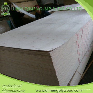 Competitive Price Basic Poplar Plywood with 1.6-18mm